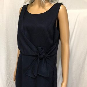 Navy Blue limited dress size 10